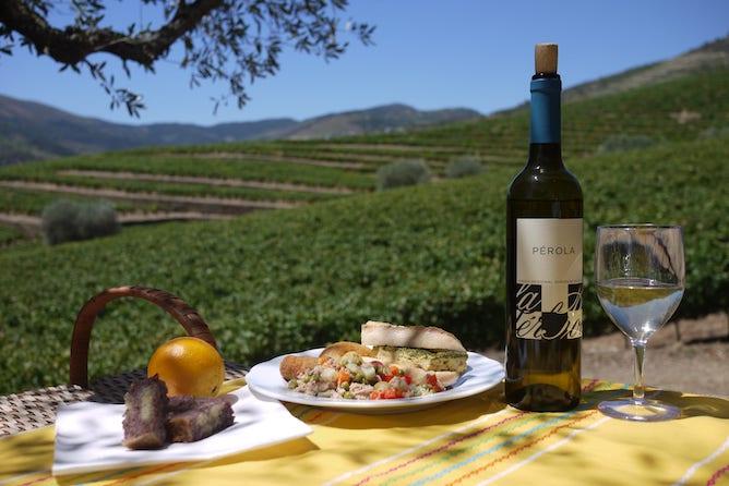 picnic vinicolas douro