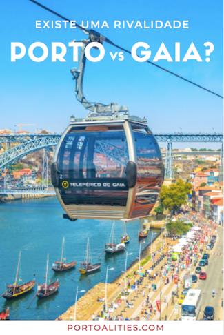 porto gaia cidades portugal