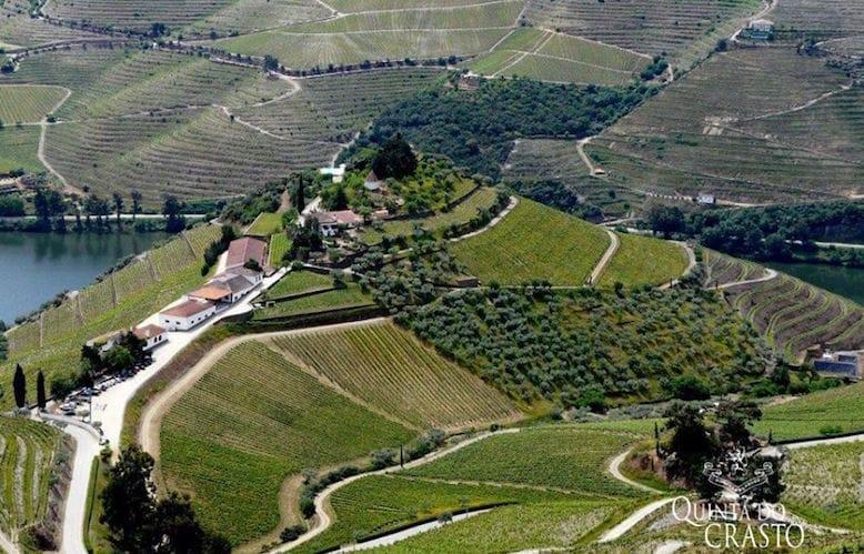 quinta do crasto melhores vinicolas do douro