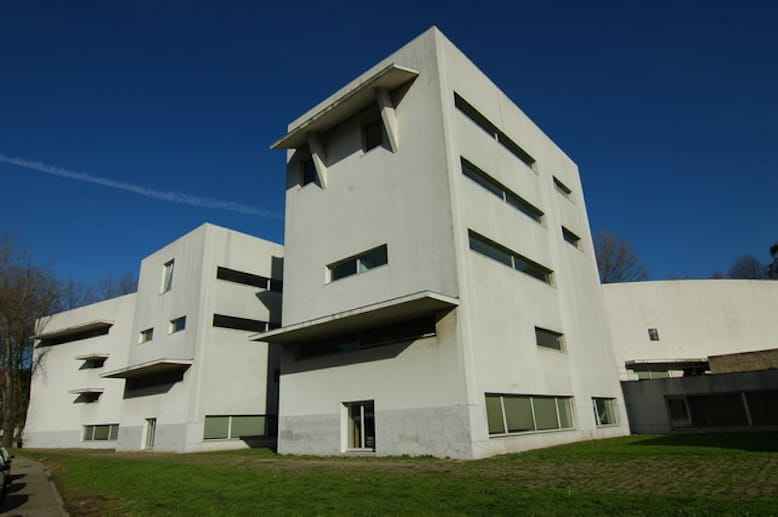 alvaro siza casa faculdade arquitectura universidade porto