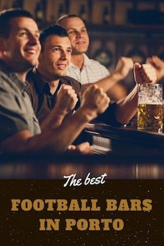 best football pubs porto