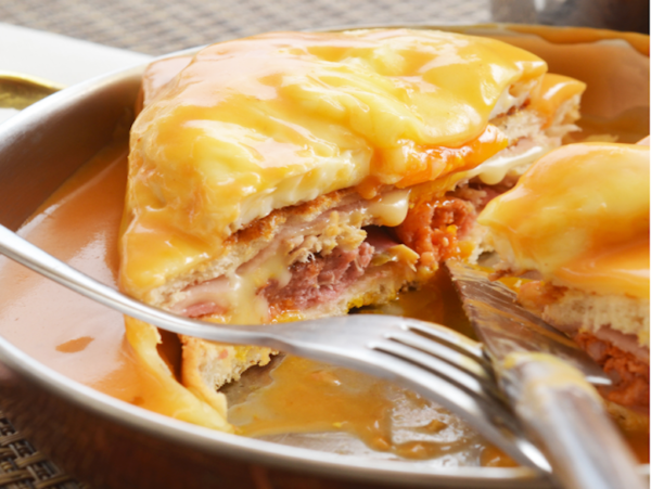 best francesinha downtown porto gastronomy