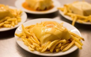 best places for francesinha porto