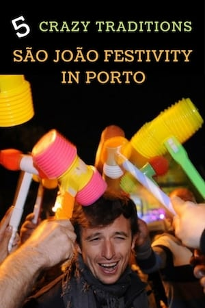 how celebrate sao joao porto