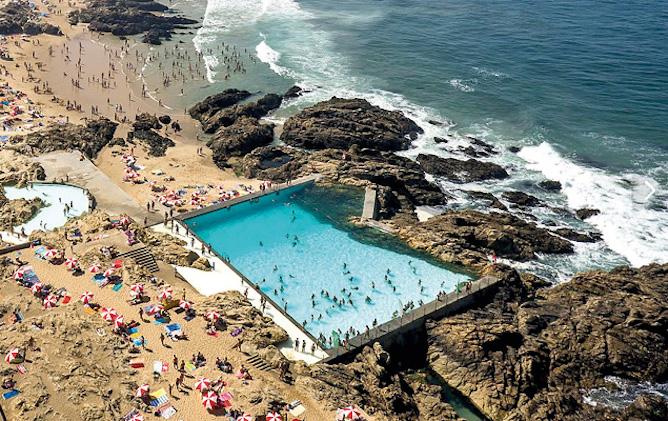 leca palmeira piscina mares alvaro siza vieira