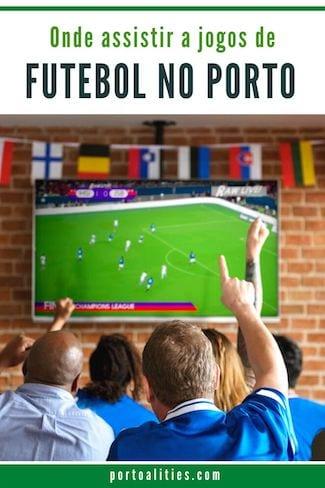 melhores bares assistir futebol porto portugal