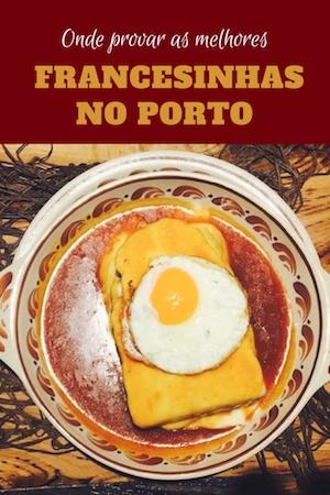 melhores restaurantes francesinhas porto portugal