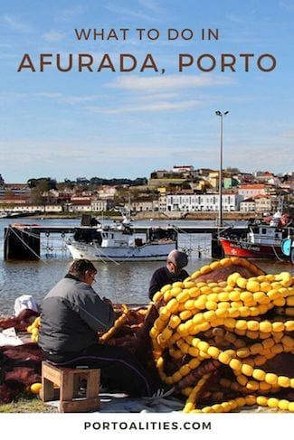 best things to do in afurada porto portugal