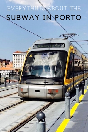 everything about metro porto