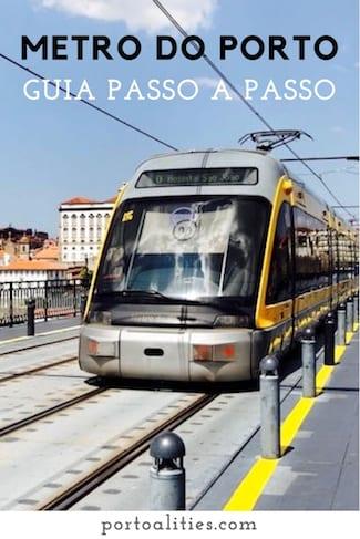 guia completo metro porto portugal