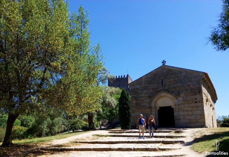 guimaraes portugal igreja sao miguel
