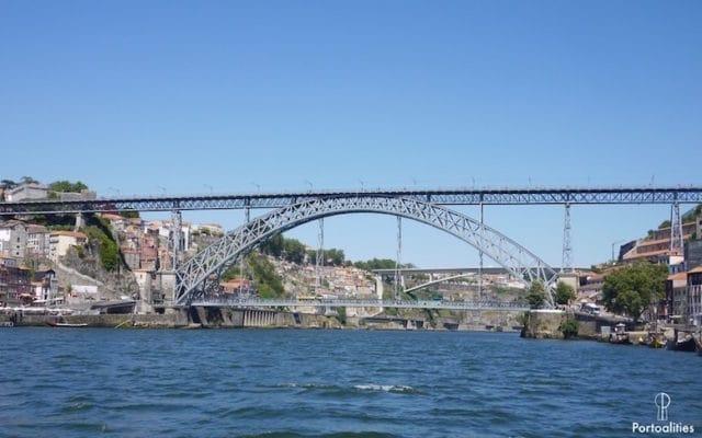 ponte luis i porto cruzeiro seis pontes