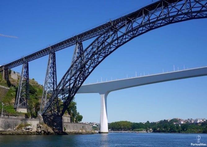 ponte maria pia porto