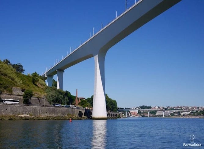ponte sao joao porto cruzeiro seis pontes