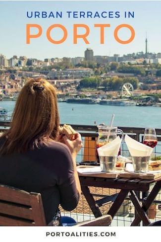 list urban terraces porto
