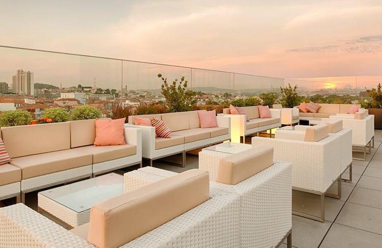 melhores rooftops porto bello restaurante bar