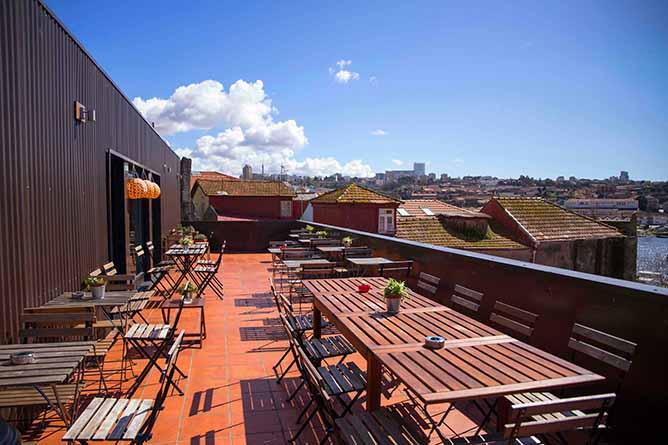 mirajazz melhores rooftops porto