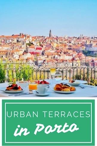 urban terraces porto