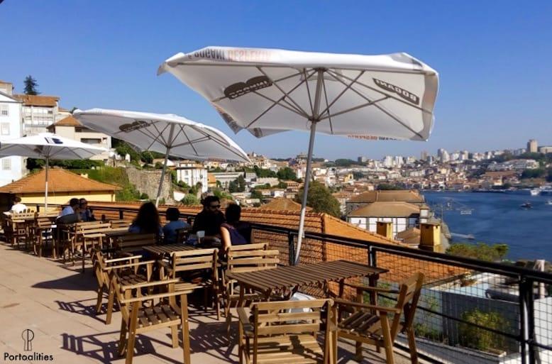urban terraces porto miradouro ignez