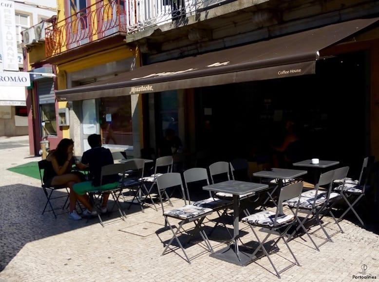 urban terraces porto moustache coffee house