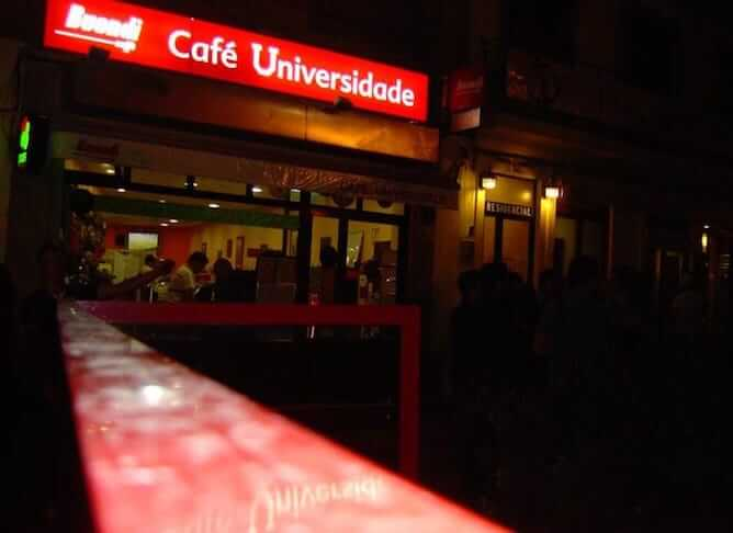 cafe universidade porto