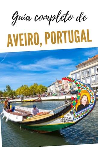 como planejar passeio bate volta aveiro portugal