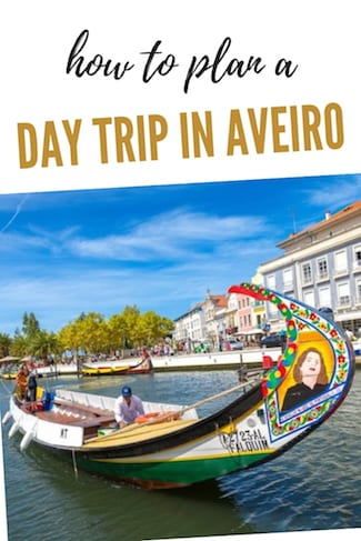 complete guide aveiro day trip from porto