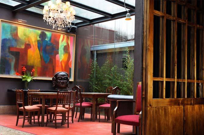 best bars lusitano tables porto