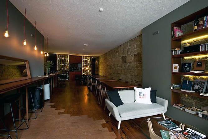 melhores bares porto vinhos comida