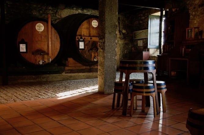 port wine lodge porto