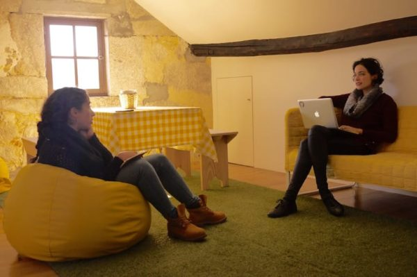best places coworking porto