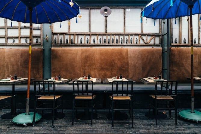 boa bao asian restaurant big groups porto