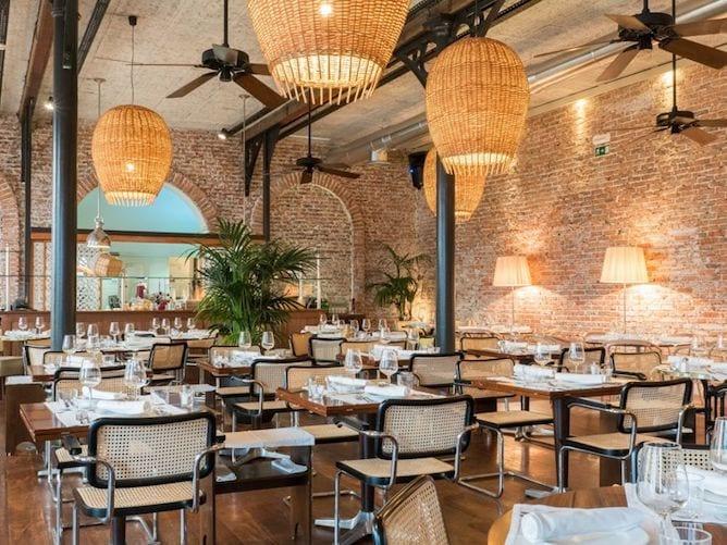 dining room flow restaurants big groups porto