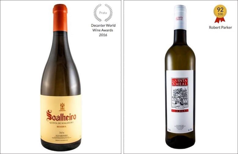 green wine portugal history