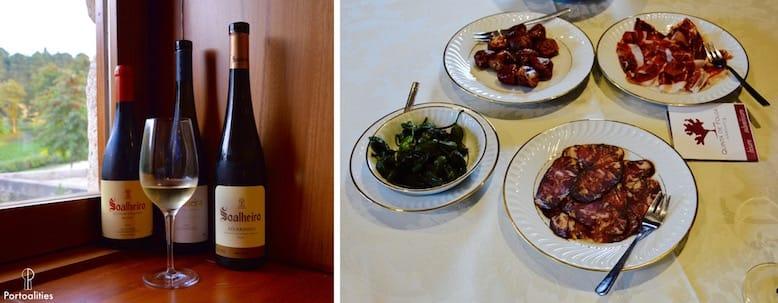 quinta soalheiro vinho verde portugal