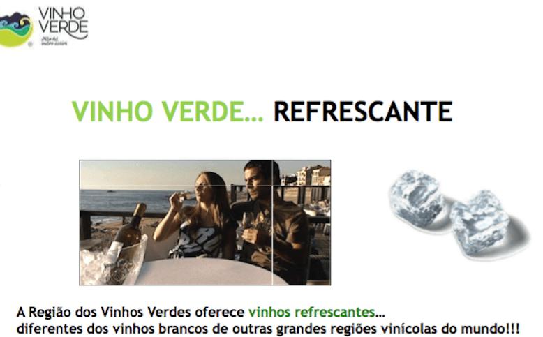 regiao vinho verde portugal