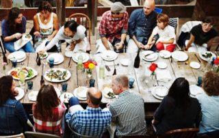 restaurantes para jantares de grupo no porto