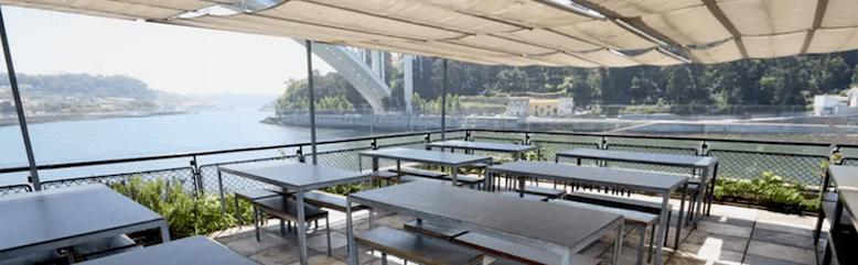 restaurantes para jantares de grupo no porto casa dOro detalhes