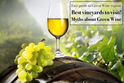 ultimate guide to green wines in portugal