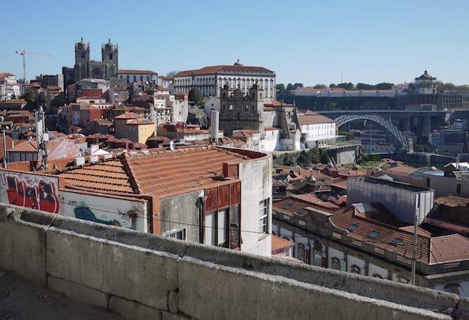 onde ficar centro porto catedral