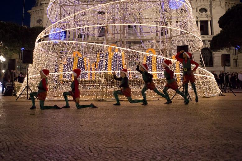 complete guide christmas season porto ballet tree