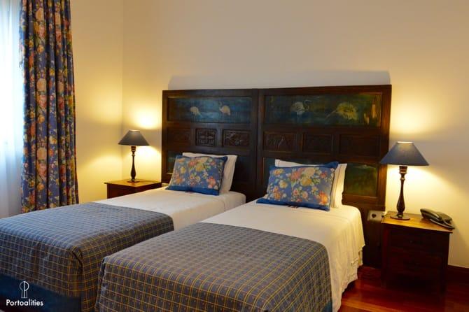 bedroom casa pipas quinta portal boutique hotels portugal