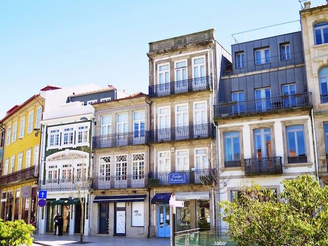 where to stay porto neighborhoods cedofeita