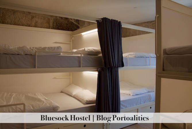 bluesock hostel porto couples bed