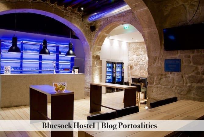 bluesock hostel porto party room
