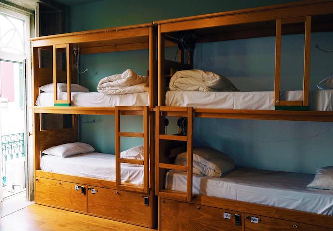 cats hostel porto dormitories