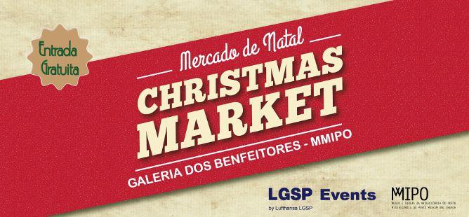 christmas market porto 2018