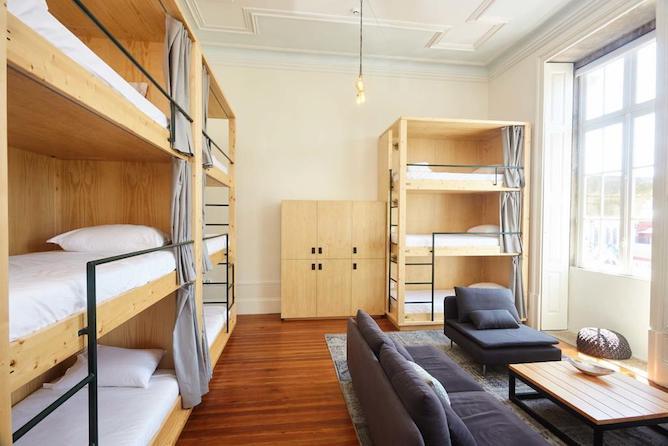 dormitories passenger hostel porto