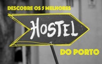 5 melhores hostels porto