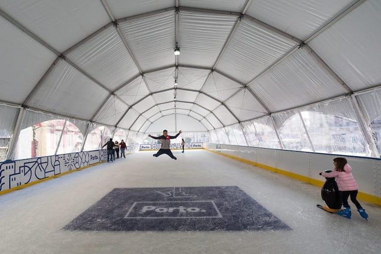 complete guide christmas season porto ice rink